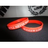 "Opaska silikonka - ""You\'ll Never Walk Alone"""