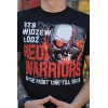 T-shirt RED WORRIORS